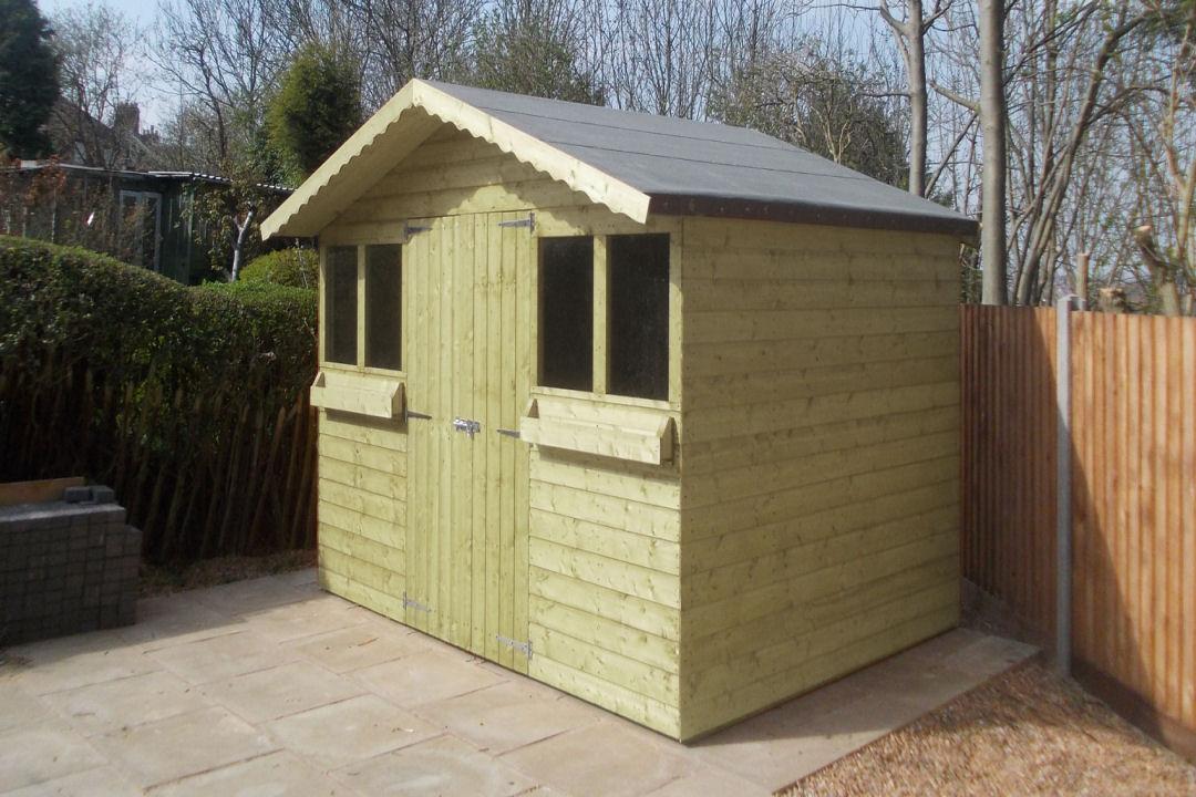 Fife Sheds Summerhouses Greenhouses