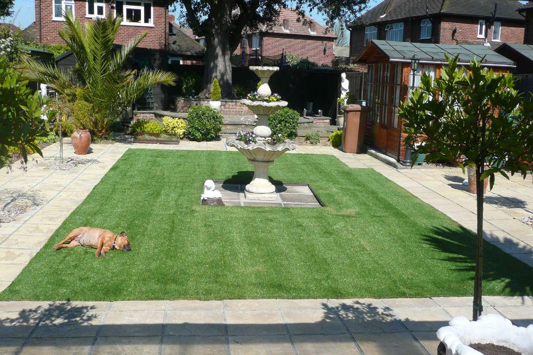 Maintenance Free Garden Fife