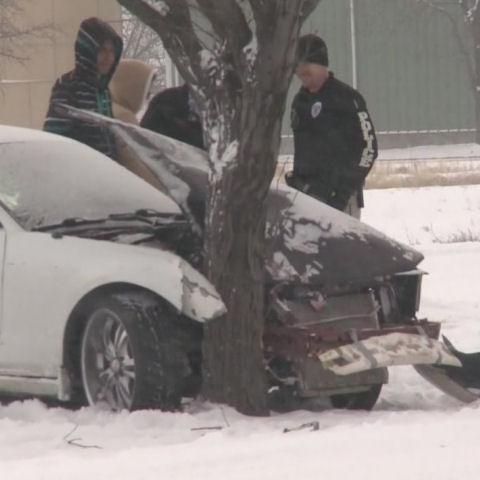 snow removal car parks